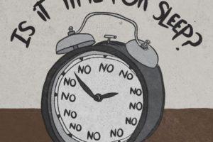 3. Padecemos un problema de salud o alimentación que nos hace estar cansados. Foto:Tumblr.com/tagged/despertador. Imagen Por:
