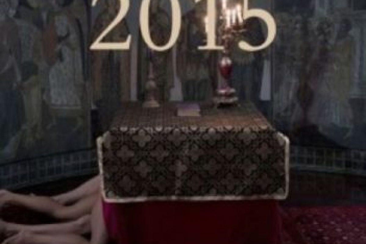 Este año, sacerdotes ortodoxos hicieron un calendario contra la homofobia en Rusia Foto:Orthodox Calendar. Imagen Por: