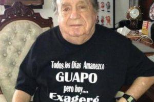 Roberto Gómez Bolaños, fallecido hoy en Cancún a los 85 años cambió la televisión latinoamericana para siempre. Foto:Twitter/Chespirito. Imagen Por: