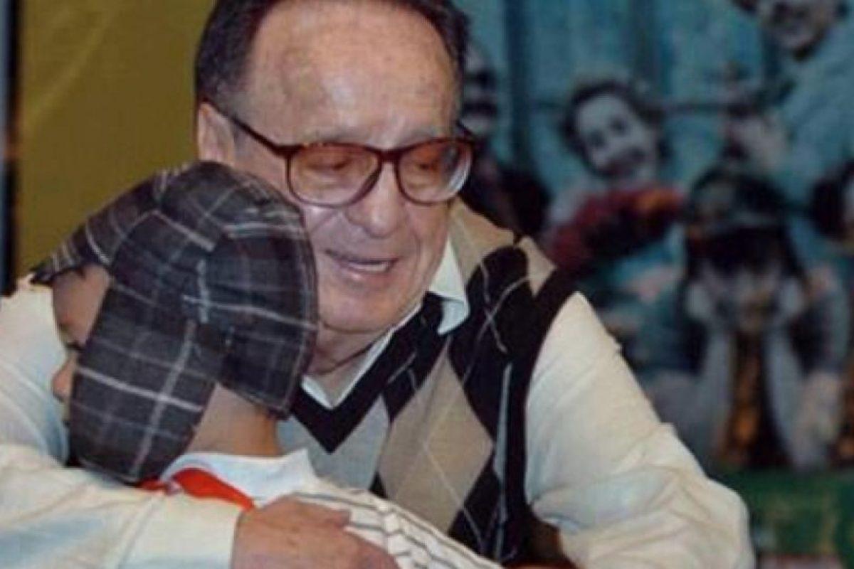 Siempre le gustó que los niños y el público adulto adorara a sus personajes Foto:Roberto Gómez Bolaños/Facebook. Imagen Por: