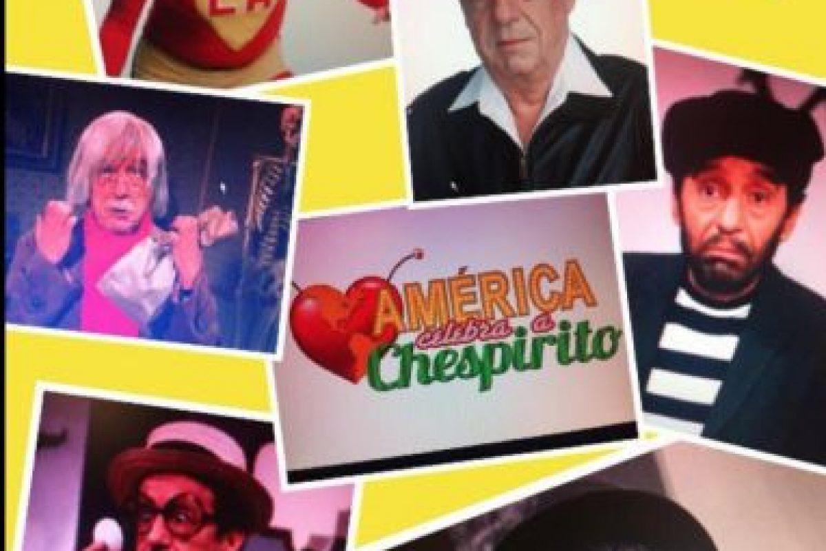 En 2012 se hace un homenaje a su carrera Foto:Televisa. Imagen Por: