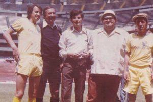 Roberto Gómez Bolaños se volvió una celebridad internacional Foto:El Chavo del 8/Facebook. Imagen Por: