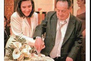 Se casó con Florinda en 2004. De una unión anterior ya tenía 6 hijos, incluído el productor Roberto Gómez Fernández Foto:El Chavo del 8/Facebook. Imagen Por: