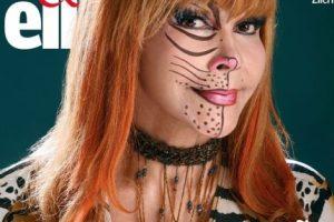 """En """"El Sueño de la Tigresa"""" apareció desnuda. Foto:Tigresa del Oriente/Facebook. Imagen Por:"""