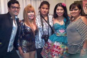 En 1999 comenzó a intentar cantar con el género huayno Foto:Tigresa del Oriente/Facebook. Imagen Por: