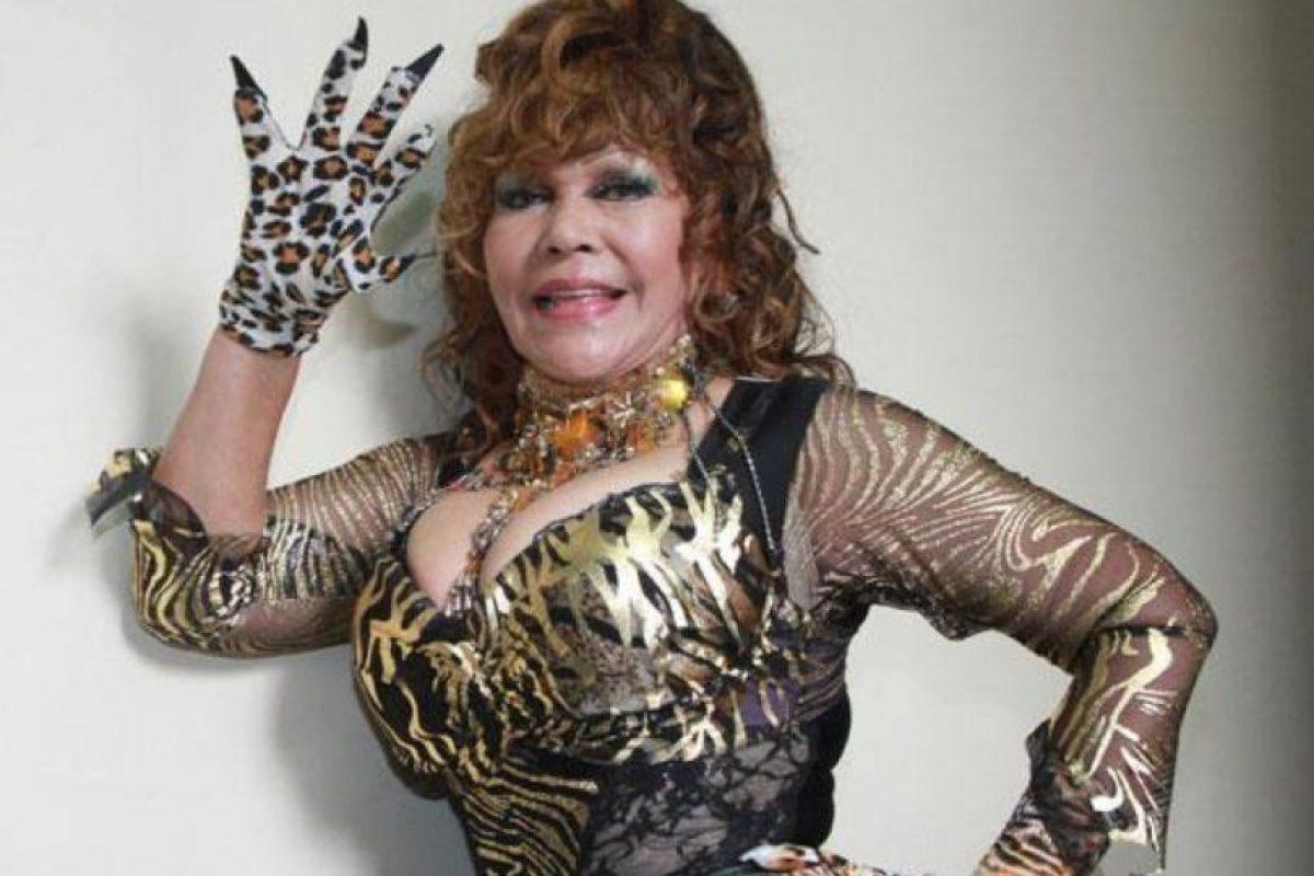"""La intérprete debutó en 2007 con su disco """"Duelo de Gigantes"""" Foto:Tigresa del Oriente/Facebook. Imagen Por:"""