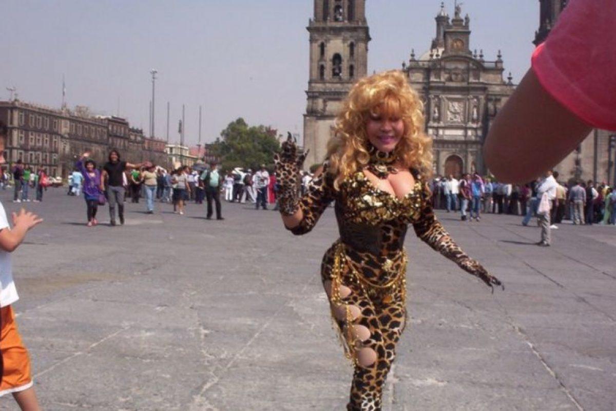 A los 12 se mudó a Lima. Trabajó como empleada doméstica para pagar su curso de cosmetología. Foto:Tigresa del Oriente/Facebook. Imagen Por: