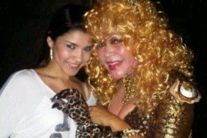 """En 2011 estrenó """"Fiesta Felina"""" Foto:Tigresa del Oriente/Facebook. Imagen Por:"""