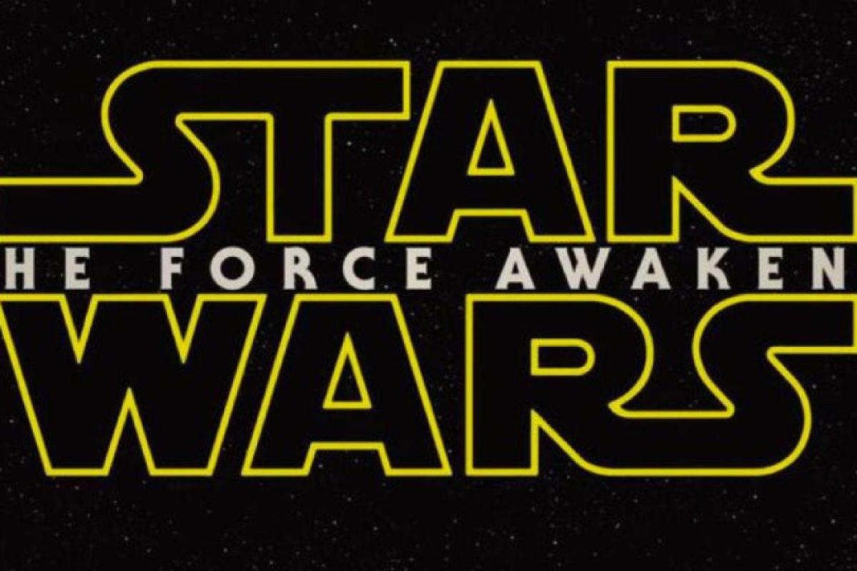Star Wars: The Force Awakens Foto:Star Wars. Imagen Por: