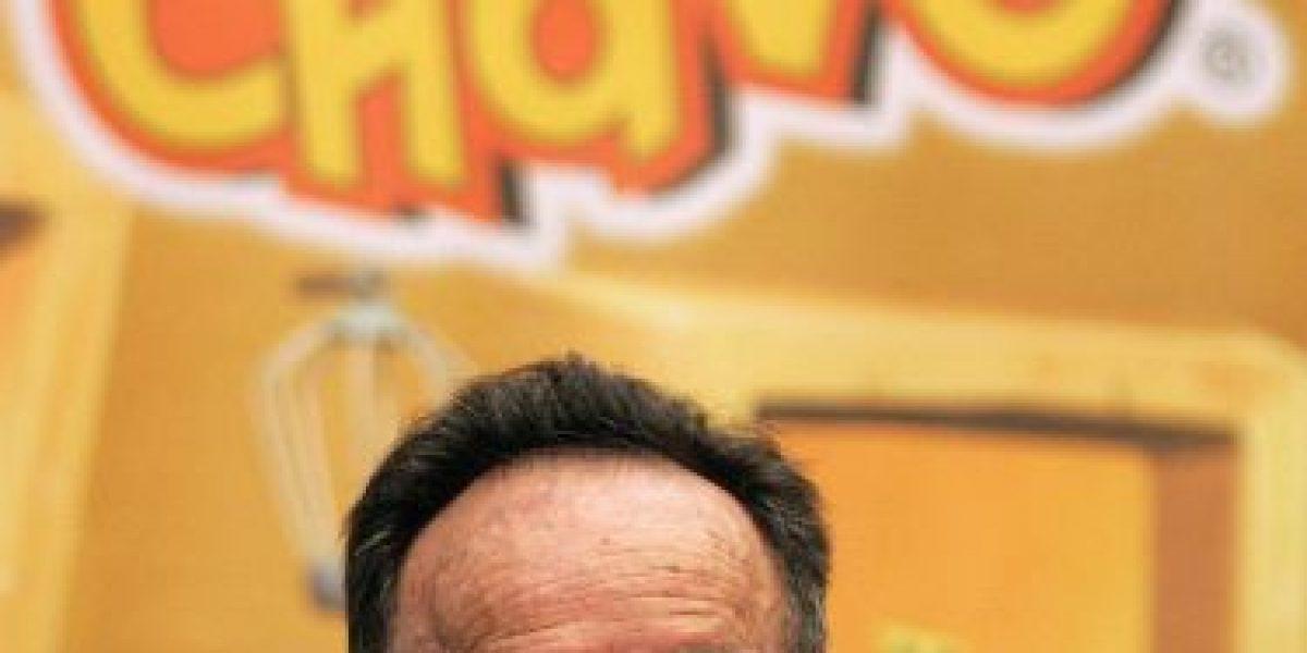 FOTO: Análisis del rostro de Chespirito