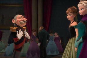 """""""Rapunzel"""" también está invitada a la coronación de Elsa. Foto:Facebook/Frozen. Imagen Por:"""
