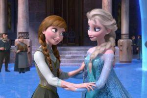 Está película tardó diez años para poder estrenarse. Foto:Facebook/Frozen. Imagen Por: