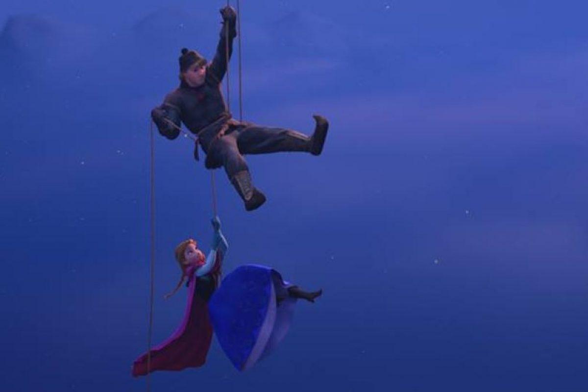 """Jennifer Lee (Directora de """"Frozen) es la primera directora que tuvo Walt Disney. Foto:Facebook/Frozen. Imagen Por:"""
