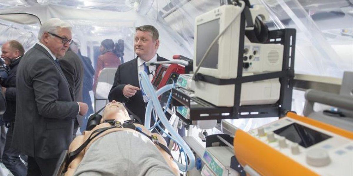 Primer caso de ébola oficialmente curado en Mali