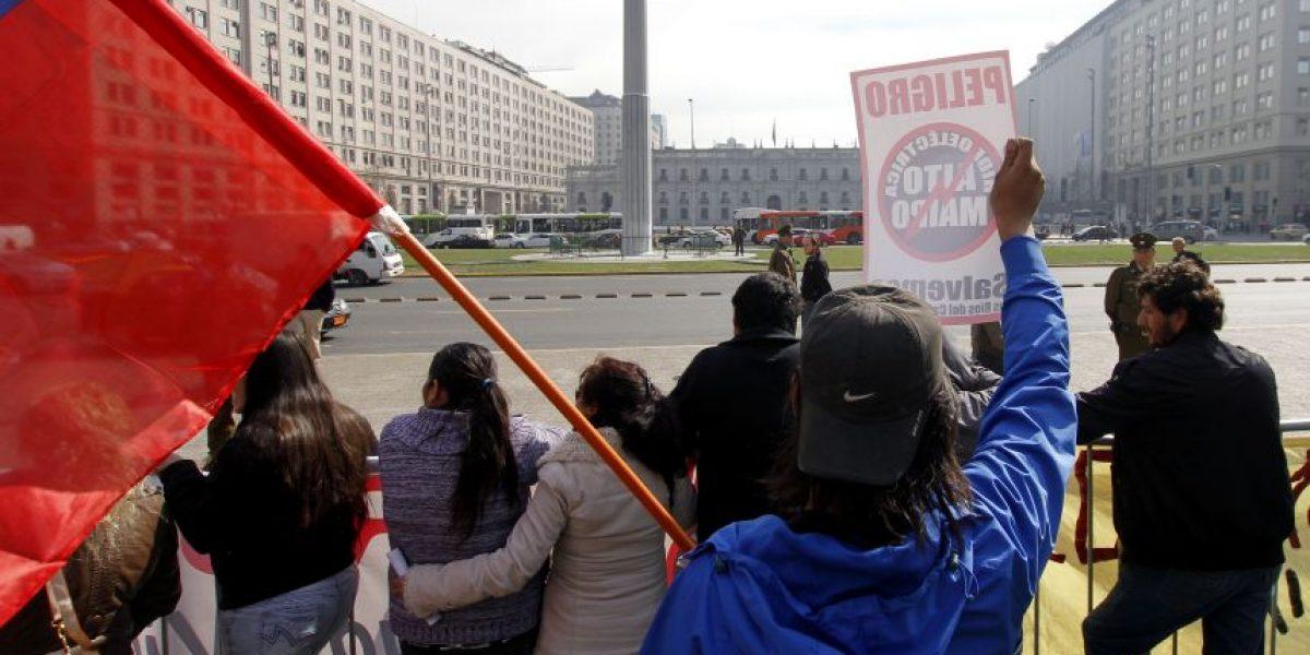 Llaman a marchar en contra de termoeléctrica Punta Alcalde