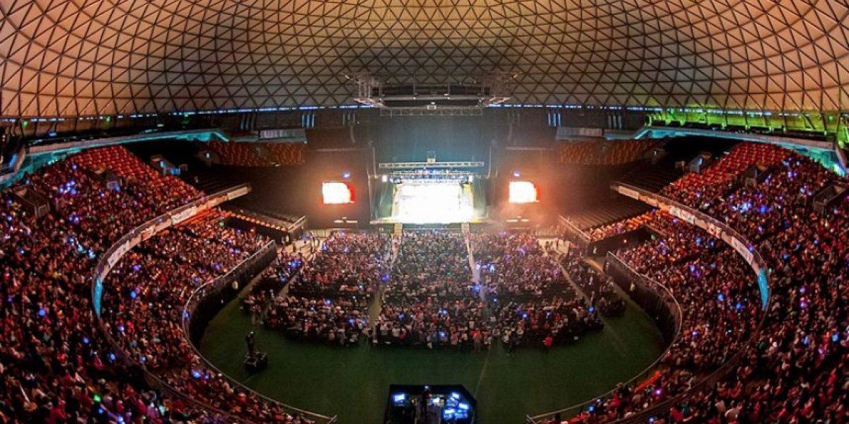 Ofrecen el Movistar Arena para el cierre de la Teletón 2014