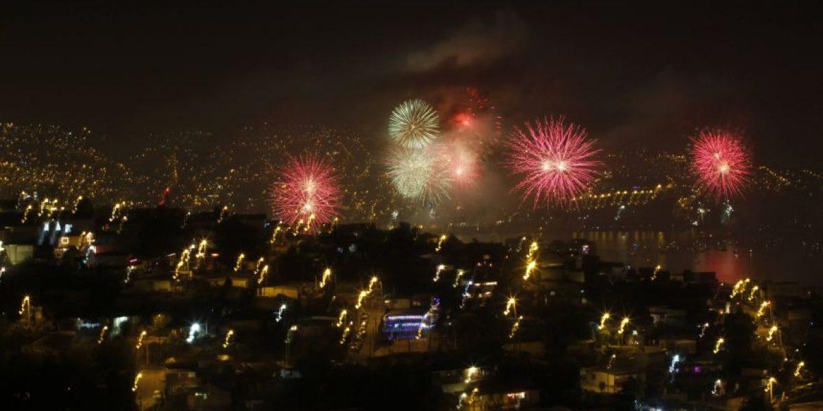 """Entre San Antonio y Valparaíso """"brillará"""" el Año Nuevo en el Mar"""
