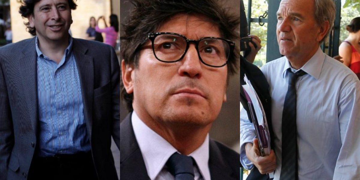 Golborne y Gabriel Ruiz Tagle acuden al rescate financiero de Iván Zamorano