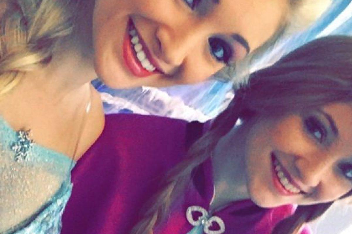 """Anna y Lexie Faith viven como las protagonistas de """"Frozen"""" Foto:Instagram/Anna Faith. Imagen Por:"""