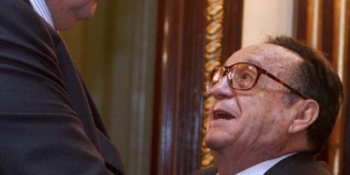 La última y conmovedora imagen conocida de Roberto Gómez Bolaños