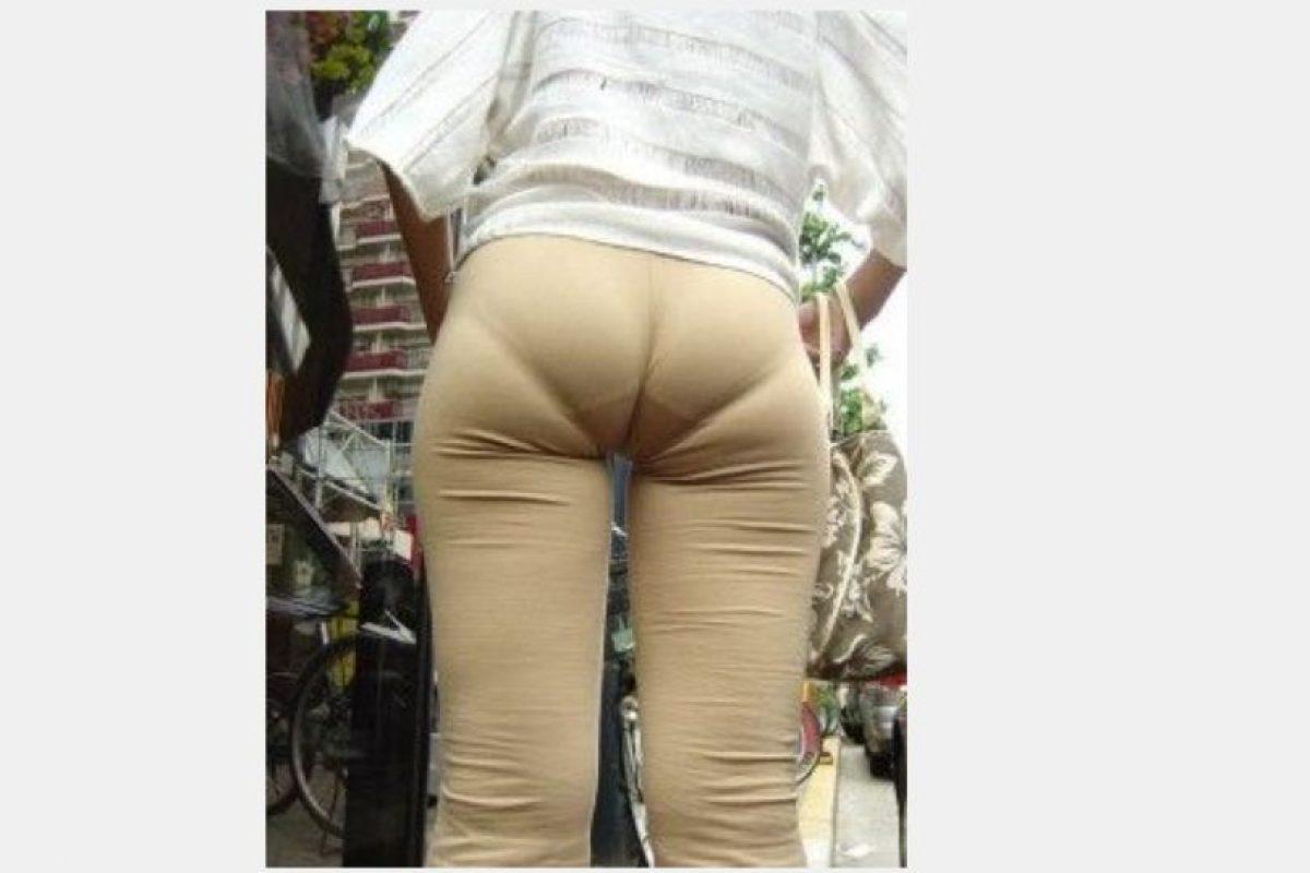 "Otros con algunas ""marcas"" Foto:Pinterest/Fashion Fail. Imagen Por:"