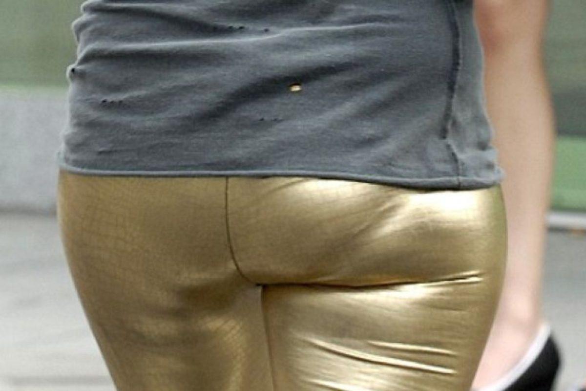 Tonos metálicos Foto:Pinterest/Fashion Fail. Imagen Por:
