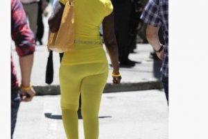 Amarillo para alegrar la vista. Foto:Pinterest/Fashion Fail. Imagen Por: