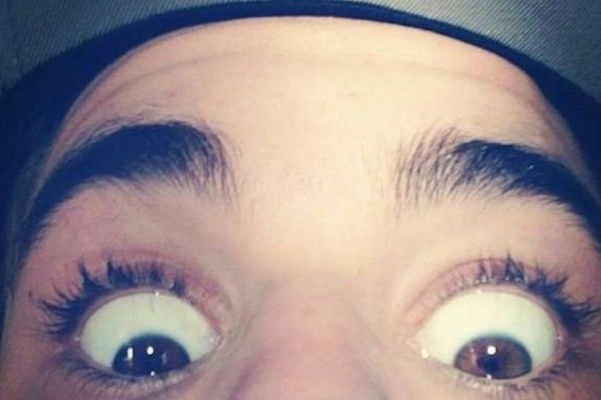 Justin Bieber en episodio frenético Foto:Instagram. Imagen Por: