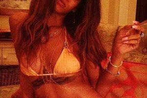 "Rihanna ""casual"" Foto:Instagram. Imagen Por:"