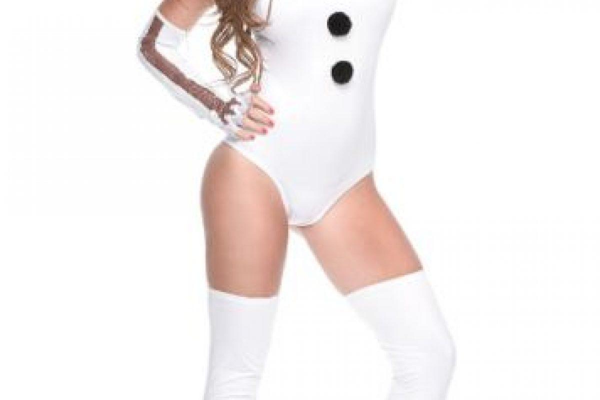 Sexy Olaff. El muñeco de nieve ya n oserá visto de la misma manera Foto:Yandy. Imagen Por:
