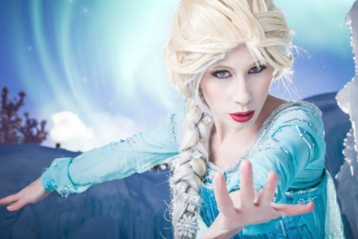 """White Chicks"" conoce a Elsa Foto:Deviantart. Imagen Por:"