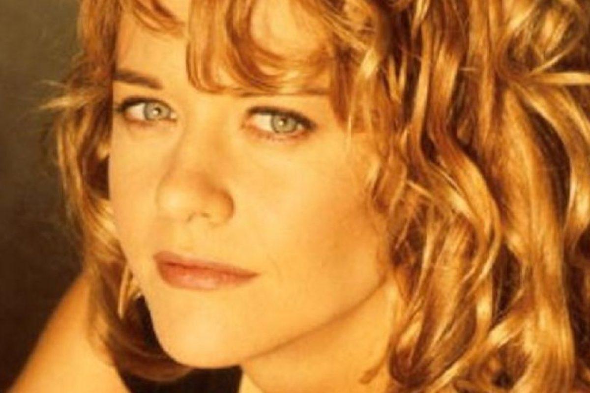 Meg Ryan tenía rasgos suaves en los años 80 Foto:Getty Images. Imagen Por: