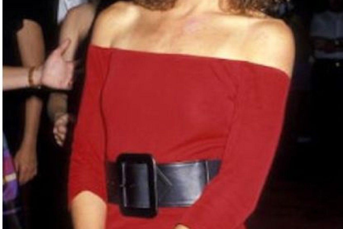 Jennifer Grey, cuando era famosa en los 80 Foto:Getty Images. Imagen Por:
