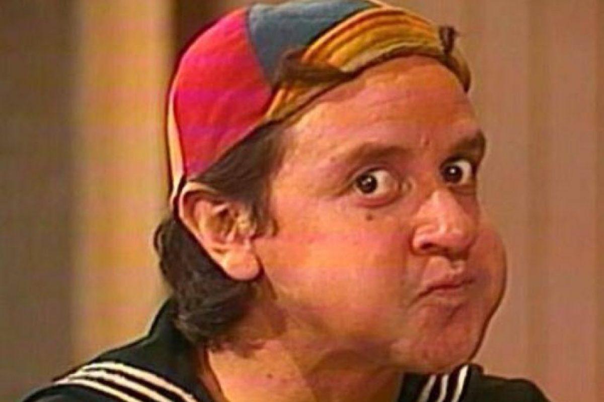En 1979, Carlos abandonó la producción de Chespirito para iniciar un programa con Televisa. Foto:Facebook/Carlos Villagran. Imagen Por:
