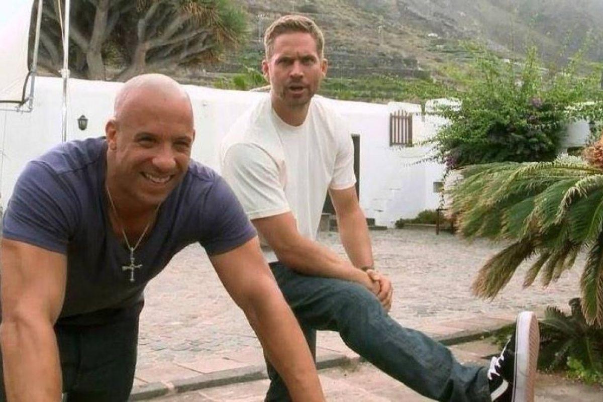 Foto:Facebook/Vin Diesel. Imagen Por: