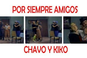 Con esta imagen se despidió Carlos Villagrán de Chespirito. Foto:Facebook/Carlos Villagran. Imagen Por: