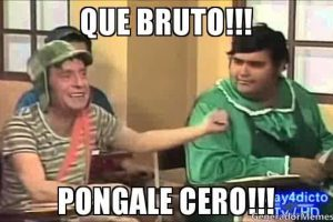 Ante los comentarios de Casados, un usuario en Twitter respondió con este meme Foto:Twitter. Imagen Por: