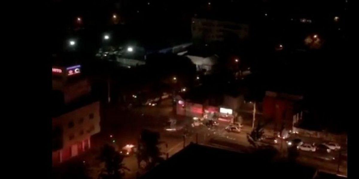 Testigo narra a Publimetro accidente del helicóptero en Gran Avenida