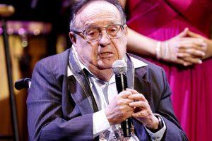 Imágenes del homenaje que le rindió Televisa el 29 de febrero de 2012 Foto:AP. Imagen Por: