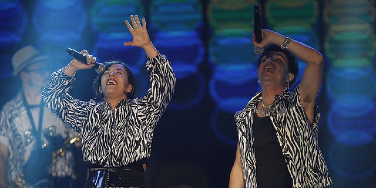 #Teletón2014: Los artistas que hicieron bailar y cantar al público