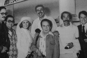 Estos contaron que siempre veían Telemundo, el canal hispano por excelencia. Foto:Roberto Gómez Bolaños/Facebook. Imagen Por: