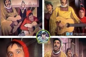 """El programa """"El Chapulín Colorado"""" siempre estaba transmitiéndose. Foto:Roberto Gómez Bolaños/Facebook. Imagen Por:"""