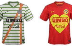 En redes sociales rediseñaron la camiseta del equipo en homenaje a Chespirito Foto:Twitter. Imagen Por: