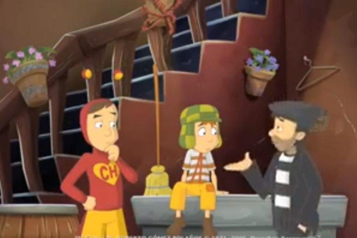 Fue producido por la compañía que hace la serie animada Foto:Anima Estudios. Imagen Por: