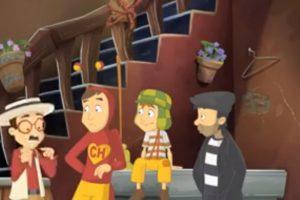 Allí aparecen todos los personajes interpretados por él Foto:Anima Estudios. Imagen Por: