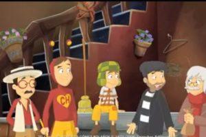 """""""El Chómpiras"""", """"Chaparrón Bonaparte"""", """"El Chavo""""y """"El Chapulín Colorado"""" Foto:Anima Estudios. Imagen Por:"""