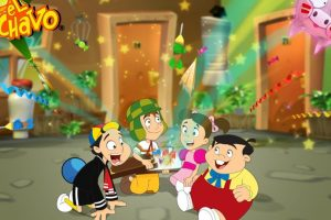 """""""El Chavo Animado"""" se transmite desde 2006 Foto:Anima Estudios. Imagen Por:"""