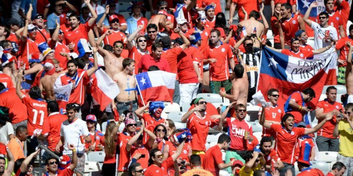 Videos: El freak origen de varias melodías de los cánticos de estadio del fútbol chileno