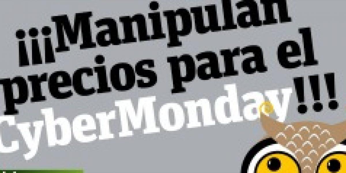 ¿Las ofertas del Cyber Monday estuvieron manipuladas?
