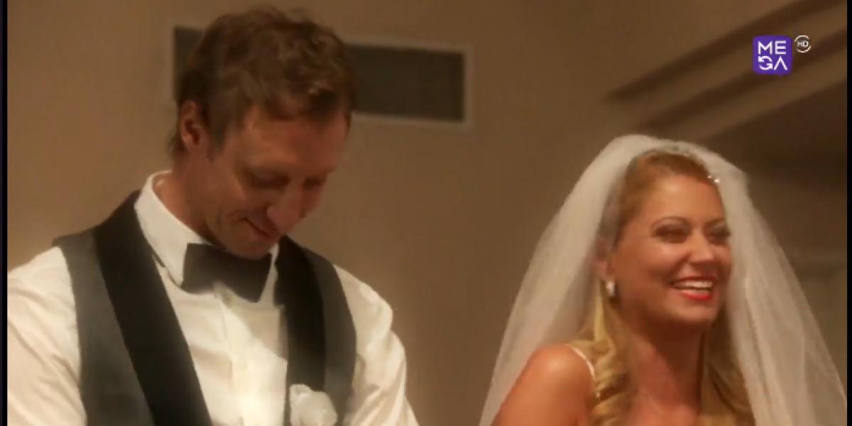Denisse Campos se casó en